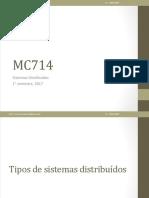 Sistemas Distribuidos - Aula 10