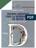 Terapia Cognitiva Para La Superación de Retos Judith S. Beck