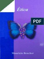 Beuchot, Mauricio - Ética (Torres Asociados, 2004)