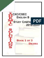 1book - Drama Cover - 2018