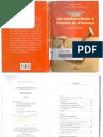 PETERS Estruturalismo Pós Estruturalismo e Filosofia Da Diferença