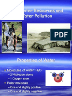 The Water Resource Management