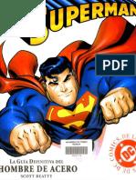 Superman La Guia Definitiva