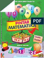 Download Gratis eBook 10 Menit Pintar Matematika Untuk Paud Tk