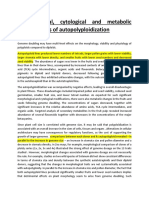 morphological and cytological features of autopolyploids.docx