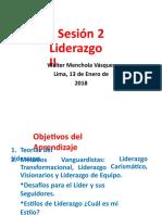 SESIÓN 2 LIDERAZO II.ppt