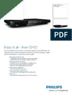 Philips DVP3650 98