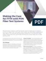 Making Case Ftth Pon Fiber Test Systems Case Studies En