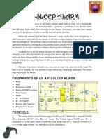 anti sleeepalarm   abstract