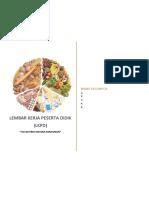 LKPD - Uji Nutrisi Bahan Makanan