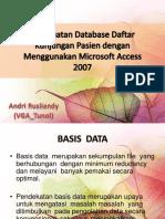 Ngajar Access