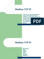 Trabalho - Modbus TCP IP