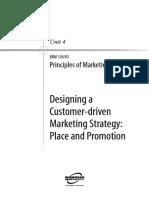 Principles of Marketing U4