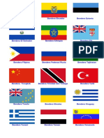 Bendera Anggota Pbb
