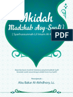 Arab Akidah Madzhab Asy-syafi'i (Fix)