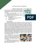 Trinta - Sportul national al romanilor