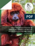 Guia Epizootias Febre Amarela 2a Ed Atualizada 2017