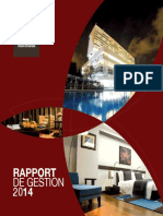 Rapport CA 2014