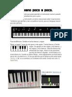 Método Piano Poco a Poco