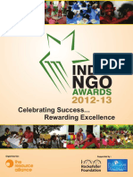 Final INDIA NGO Awards Book