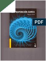 Livio_ Pp 274-276 La Proporción Áurea