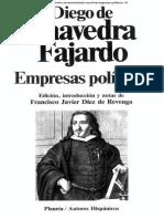 5. Saavedra Fajardo