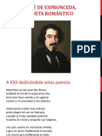 Espronceda y Bécquer, Poetas Románticos2