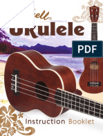 Mitchell Ukulele Owner Manual