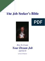 Jobseekers Bible