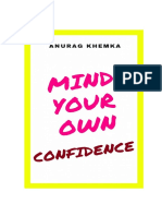 Mind your own Confidence