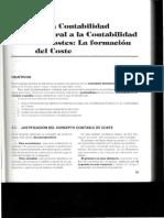 Tema 3 y Tema 4 Contabilidad de Costes