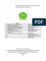 1. Cover Kumpulan Referat Obstetri