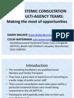Walker Water Man Workshop Presentation Sept 08