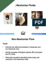 Nonnewtonian Fluid