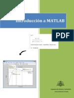 07 Introduccion a MATLAB