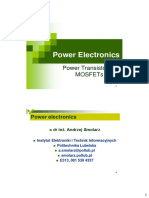 PowerElnics MOSFET