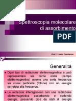 11) Spettrofotometria