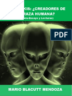 Los Anunnakis Creadores de La Especie Humana