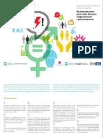 Recomendaciones Evitar Discursos Estigmatizantes y Discriminatorios Observatorio Discriminacion en Radio y Tv