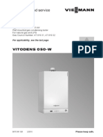 Vitodens 050 BPJD Install and Service Manual