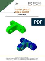 Tutorial 1 Basic - Bracket[1]-V