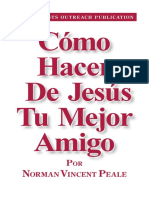 Jesus Best Friend SPANISH