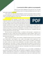 Carrascoza - Associação de Ideias