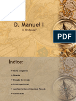 D Manuel I Present
