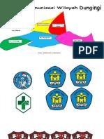 Peta Wilayah Kerja Puskesmas Dungingi