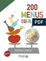200 menus equilibres - Unknown.pdf