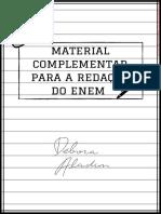 MaterialComplementarparaaRedaodoENEMcompleto