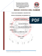 Informe Permeabilidad Geotecnia Labo