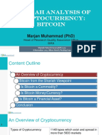 5- Shariah Analysis of Bitcoin - SFF 2017 - Marjan Muhammad - 8 Nov 2017 (FINAL)