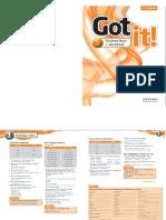 Apresentação Units 1 - 8 - WORKBOOK